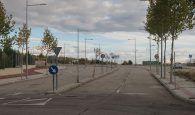 Abierto el vial que comunica la Avenida de Guadalajara con los nuevos desarrollos de Cabanillas