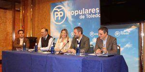 """Agudo advierte que Page es el hombre de Sánchez en Castilla-La Mancha al que acusa de tener una """"doble cara"""" mientras juega a ser el socialista bueno"""