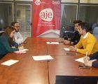 AJE Cuenca trabajará para potenciar sus redes sociales y tener una web activa