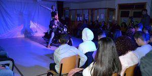 Alumnado de siete institutos de Guadalajara trabajan la concienciación contra la violencia de género a través de una obra de teatro