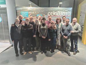 AMAC participa en la asamblea anual de los Grupos de Municipios Europeos nucleares en Helsinki