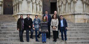"""Andrea Levy """"El PP se presenta con un ambicioso programa y un equipo experimentado, estamos convencidos de que Cuenca va a sacar dos diputados"""""""