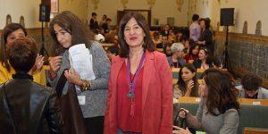 Blanca Fernández muestra la sintonía de la Junta con las políticas de UE, la Agenda de Desarrollo Sostenible y las políticas del Gobierno de España para impulsar la igualdad de género
