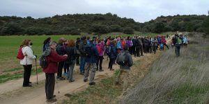 Campiñeando recorre la ruta de senderismo entre Villaseca de Uceda y Viñuelas