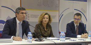 """Canales destaca el papel de la formación como """"llave que abre nuevas puertas en el mundo laboral"""""""