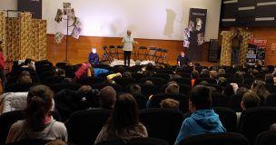 Cerca de 400 escolares de Cuenca participan en el Día Internacional del Niño