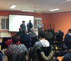 Cuadrado clausura en Pozoamargo el curso ´El cultivo del almendro´ de UPA