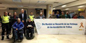 Cuenca celebra el Día Mundial en Recuerdo de las Víctimas de Accidentes de Tráfico