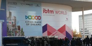 Cuenca se presenta como destino del turismo de negocios en la IBTM World