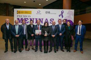 El 1-1-2 ha atendido en los últimos cuatro años más de 9.000 llamadas relacionadas con la violencia de género, labor reconocida con el premio Meninas