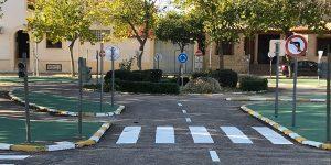El Ayuntamiento de San Clemente abre a público el Parque de Educación Vial