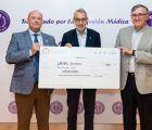 El Colegio de Médicos de Guadalajara entrega el 0,7% de su presupuesto a fines sociales