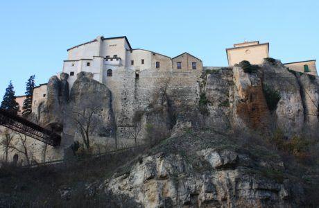 El Consorcio Ciudad de Cuenca adjudica las obras de intervención sobre la muralla de las traseras de la Catedral