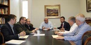 El Gobierno de Castilla-La Mancha traslada a las diputaciones su deseo de coordinar acciones en materia de desarrollo sostenible y pone a su disposición 25 millones de euros