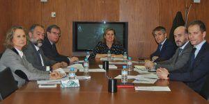 El Gobierno regional destaca el buen funcionamiento del convenio firmado con la UCLM
