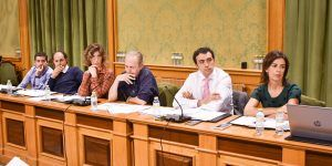 El Grupo Popular en el Ayuntamiento de Cuenca presentará en el pleno del jueves una moción para la cesión del edificio inacabado de la Ronda Oeste a CEOE CEPYME y al Ministerio de Trabajo