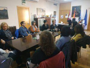 """El IES """"Diego Torrente Pérez"""" de San Clemente participa en el programa europeo Erasmus con un museo Virtual de realidad aumentada"""