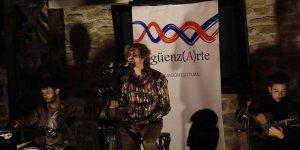 'El Mati' pone en pie a la Sigüenza más flamenca
