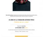 El Museo de Obra Gráfica de San Clemente se une a la celebración de los 20 años de la Fundación Antonio Pérez