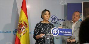El Partido Popular recupera la confianza y el número de votantes en el 75 por ciento de los municipios de más de 1,000 habitantes de la provincia de Guadalajara
