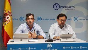 El PP denuncia que Salinas va a subir todos los impuestos a los vecinos de Cabanillas del Campo obedeciendo directrices del PSOE