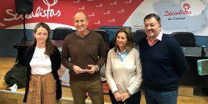 """El PSOE conquense destaca que """"somos la única provincia de Castilla-La Mancha en que hemos frenado a la ultraderecha"""""""