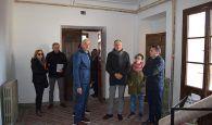 El taller de empleo puesto en marcha por la Junta en la Casa de Piedra en Tarancón ha permitido la contratación de diez personas