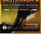 """Elegidos los finalistas para el II concurso de gastronomía para estudiantes """"Cuenca Abstracta"""""""