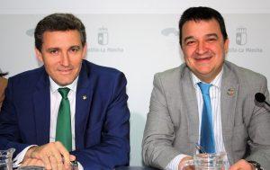 Eurocaja Rural rubrica con la JCCM un acuerdo para mejorar las condiciones de financiación de los agricultores de la región