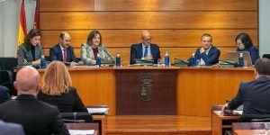 Franco anuncia que la Junta destinará 112 millones de euros a políticas activas de empleo y medidas 51,5 millones para el Plan de Empleo 2020