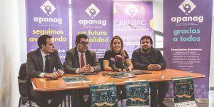 Guadalajara acoge la V Carrera Solidaria de Mizu a favor de Apanag el próximo domingo