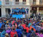 Guadalajara por la Participación infantil..., de la mano de los Maristas