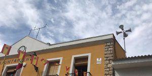Instalado en Illana un sistema de comunicaciones y aviso a la población