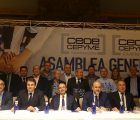Javier López, reelegido por aclamación como presidente de CEOE-Cepyme Tarancón