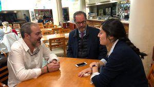 """Jiménez """"El PP es el único partido que apuesta por una bajada de impuestos para reactivar la economía y crear empleo, que es precisamente lo que necesita Cuenca"""""""