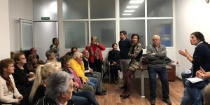 """Jiménez """"Las pensiones de nuestros mayores siempre estarán garantizadas con un Gobierno del Partido Popular"""""""
