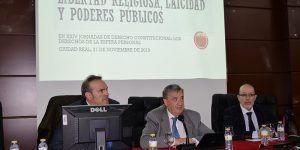Juristas y académicos debaten en la UCLM sobre el ejercicio de los derechos de la esfera personal