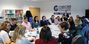 La adecuación de la jornada laboral y el registro horario, a debate en un nuevo desayuno para directores de RRHH de Guadalajara