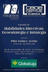 La Asociación de Mujeres Empresarias de Cuenca celebra una jornada sobre habilidades directivas