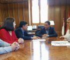 La Diputación de Cuenca y UPA trabajarán de forma conjunta para poner en valor el papel de la mujer rural en la actividad agraria