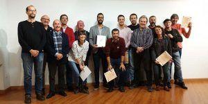 La Diputación de Guadalajara ayuda a formar a una quincena de técnicos de senderos en la región