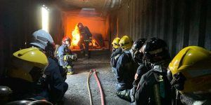 La Escuela de Protección Ciudadana ha formado durante el mes de noviembre a más de 510 alumnos de los servicios de emergencia