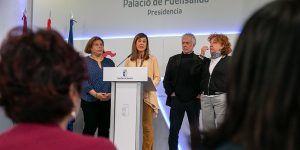 La Junta colabora en una campaña para difundir y visibilizar la trata como una forma extrema de violencia contra las mujeres