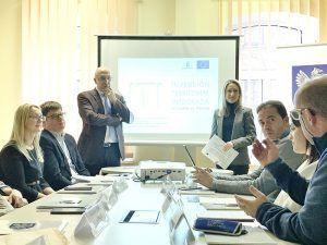 La Junta muestra en la última cita del DECODE en Letonia sus medidas contra la despoblación