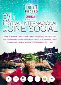 La Junta traslada su apoyo al XVI Festival Internacional de Cine Social de Castilla-La Mancha que se celebrará en Cuenca y Villar de Olalla