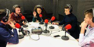 La libertad de expresión, a debate entre las jóvenes promesas de los partidos políticos de Cuenca
