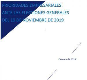 La patronal conquense pide al nuevo Gobierno impulsar la innovación, la digitalización y la internacionalización