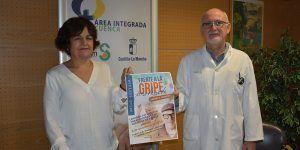 La provincia de Cuenca dispondrá de más de 31.000 dosis de vacunación contra la gripe