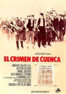 La Semana de Cine de Cuenca recuerda los 40 años de El crimen de Cuenca