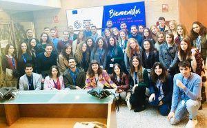Los alumnos del II programa 'Campus Talento y Empleo Digital' practican una inmersión digital en las compañías más valoradas del mundo